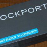 ロックポートのビジネスウォーキングシューズ